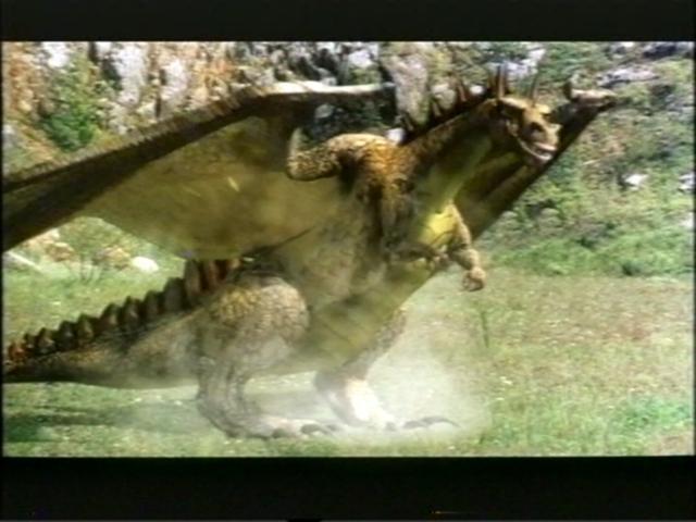 Иллюзия, сказка, дракон