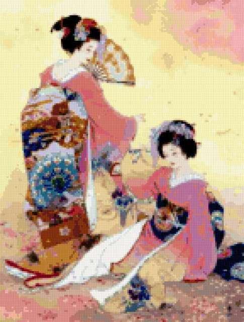 Японки, предпросмотр
