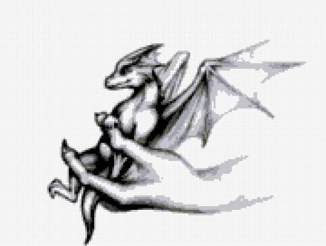 Дракончик, предпросмотр
