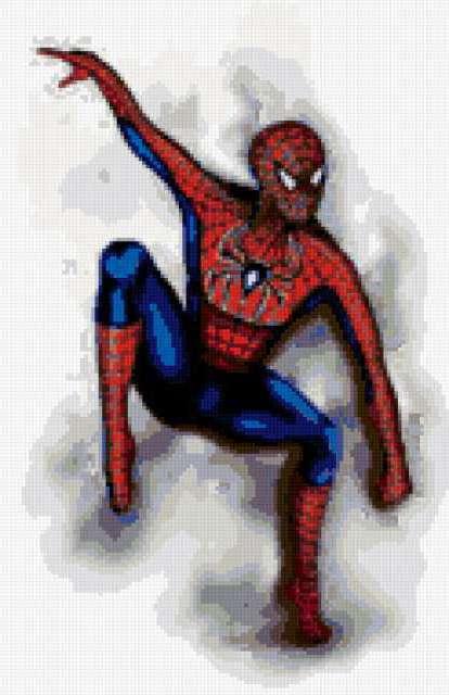Человек-паук,