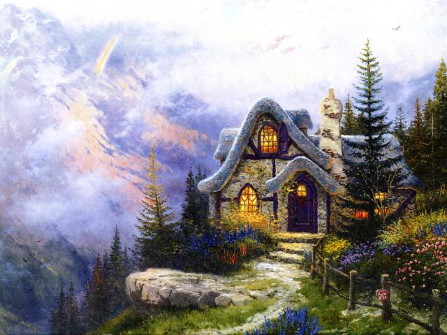 Дом 2 (Томас Кинкаде),