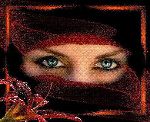 Глаза, глаза