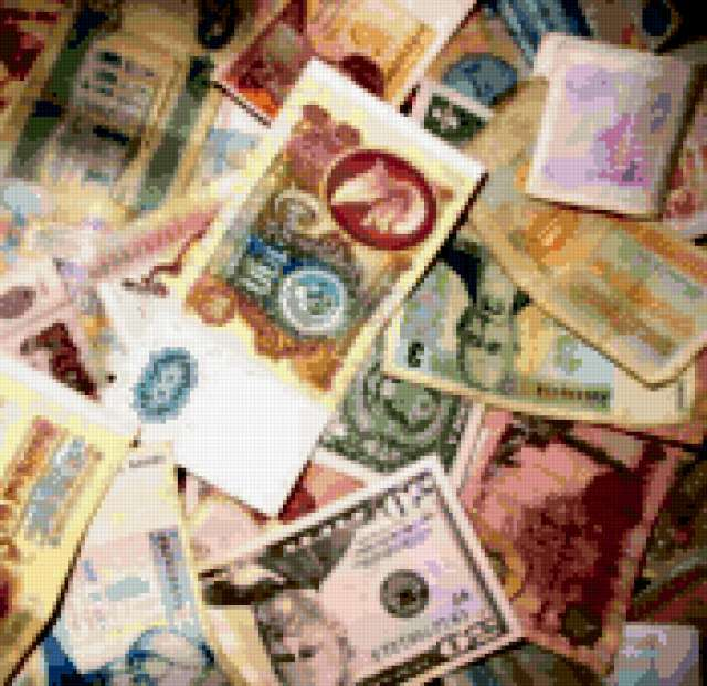 Деньги, предпросмотр