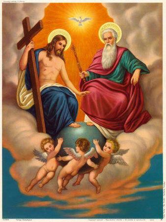 Троица, икона