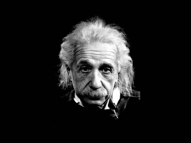 Эйнштейн, оригинал