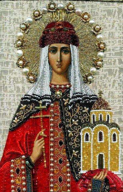 Св.княжна Ольга, иконы