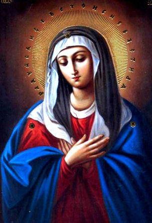 Божья матерь-умиленье, иконы