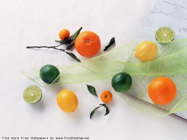 Цитрусовые, оригинал