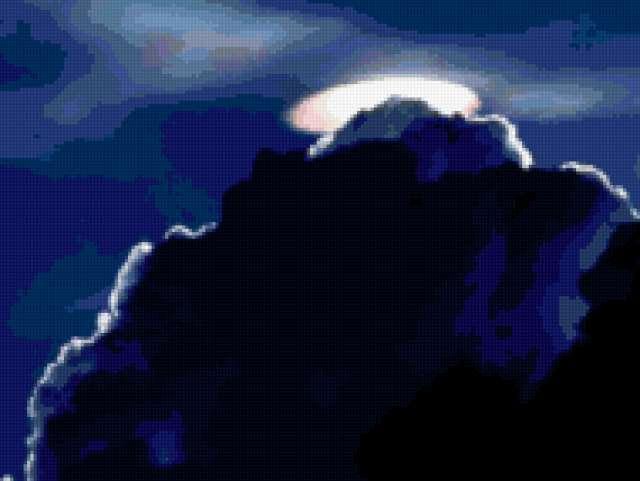 Ночное небо, предпросмотр