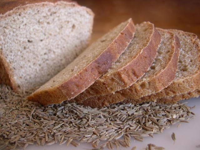 Хлеб и тмин, оригинал