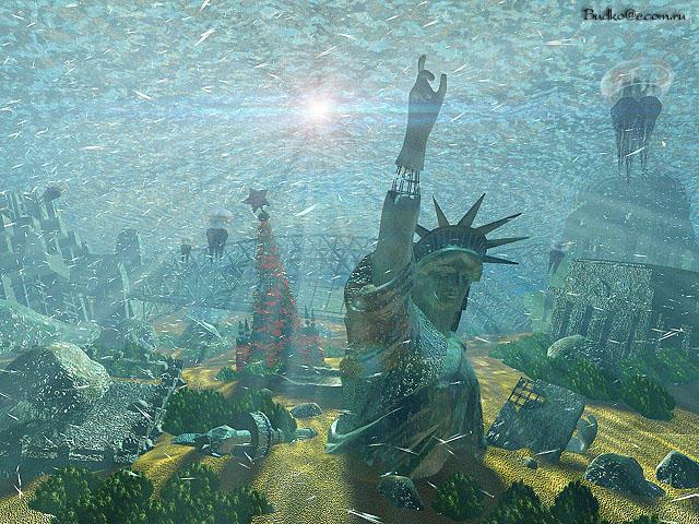 Уродская статуя свободы), нью-