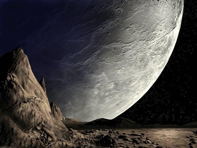 Луна наверное)), оригинал