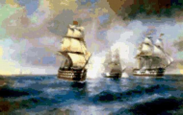 Айвазовский, море, картины