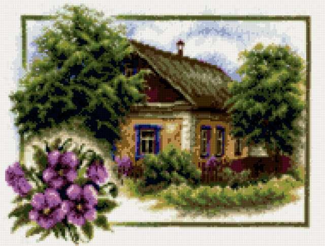 Лето в деревне, предпросмотр
