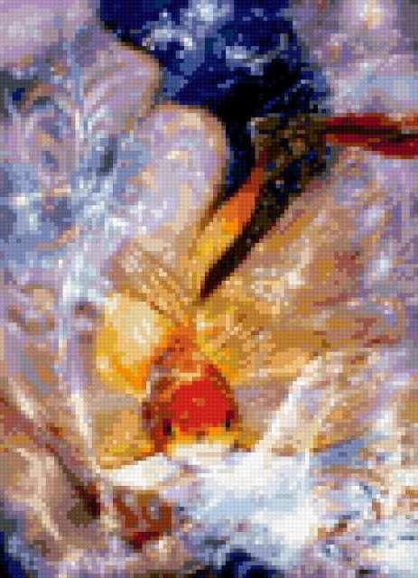Золотая рыбка(А.Маранов),