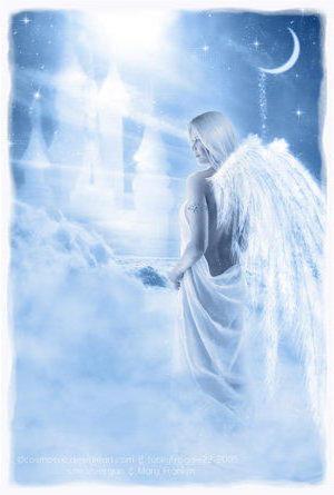 К схеме вышивки «Небесный