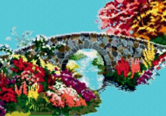 Сказочный мост, предпросмотр