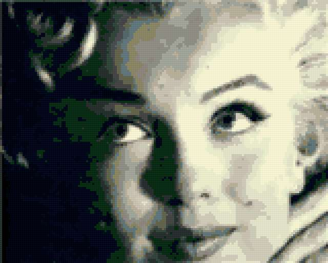 Мерилин Монро, портрет