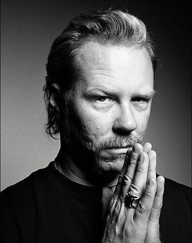James Hetfield, musician