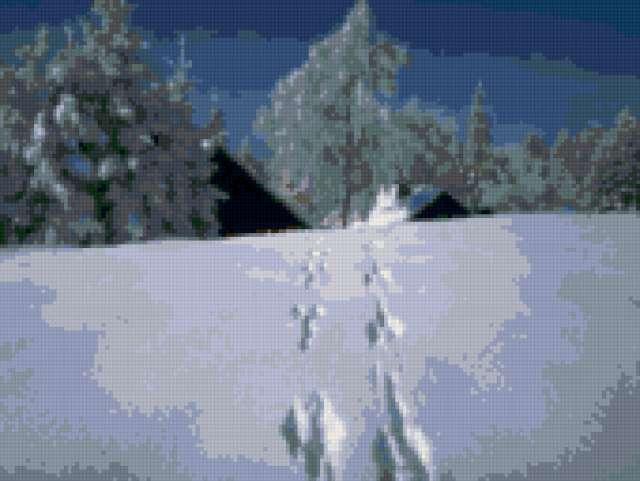 Русская зима 2, предпросмотр