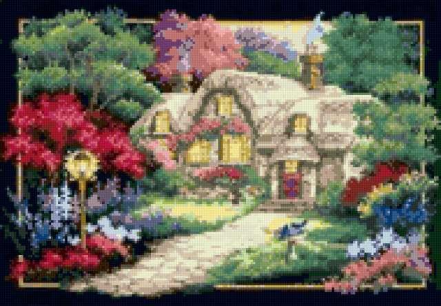 """Маленький домик"""", предпросмотр"""
