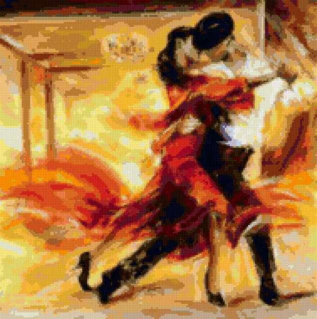 Танго, предпросмотр