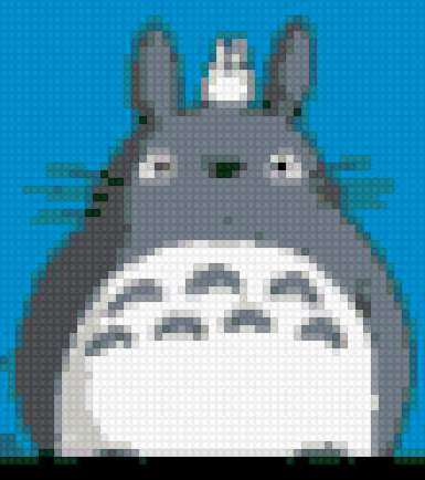 Totoro, хаяо, миядзаки, тоторо