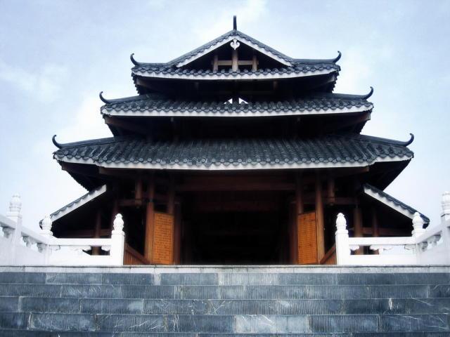 Японский дом, оригинал