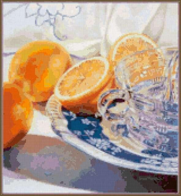 Апельсины, предпросмотр