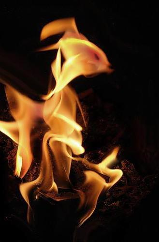 Огонь, огонь