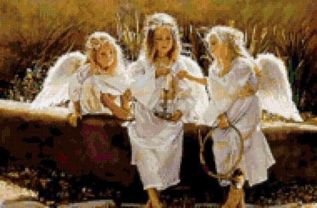 Три ангела, предпросмотр