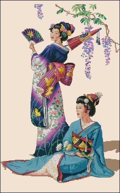 Японки, оригинал