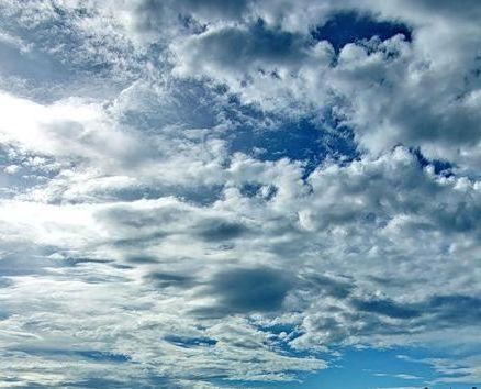 Облока (небо), небо