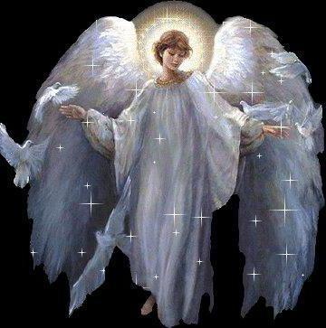 Ангел хранитель мой, оригинал