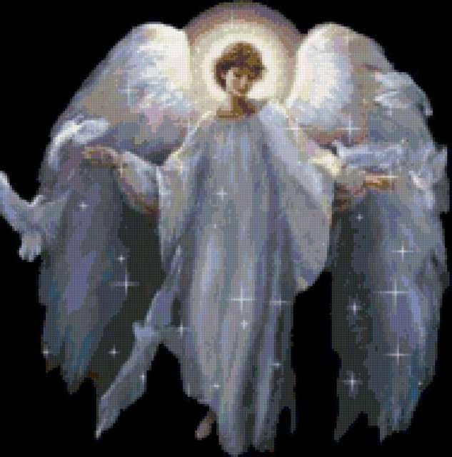 Ангел хранитель мой
