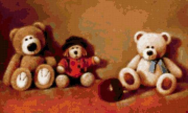 Три медведя, предпросмотр