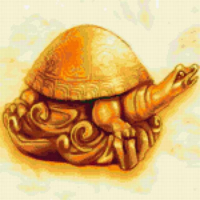 Золотая черепаха, предпросмотр