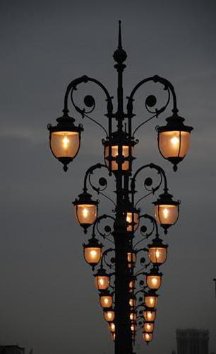 Фонари, фонарь