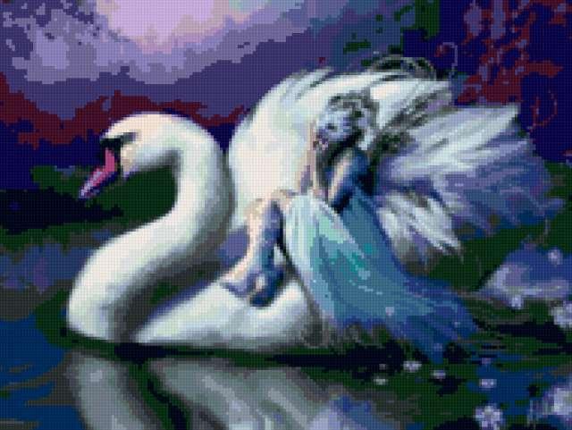 Царевна-лебедь, предпросмотр