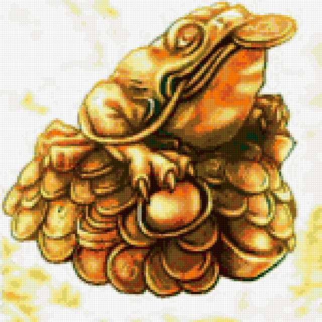 Золотая жаба, предпросмотр