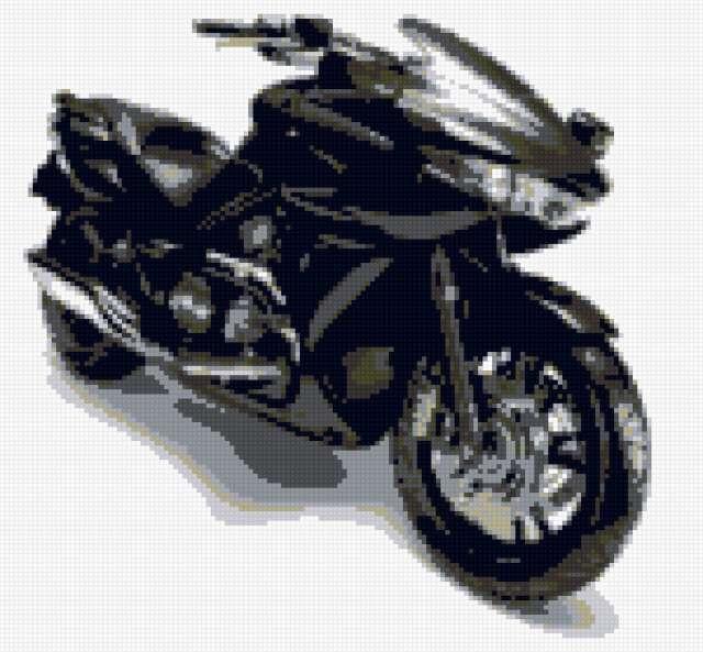 Мотоцикл Honda, предпросмотр