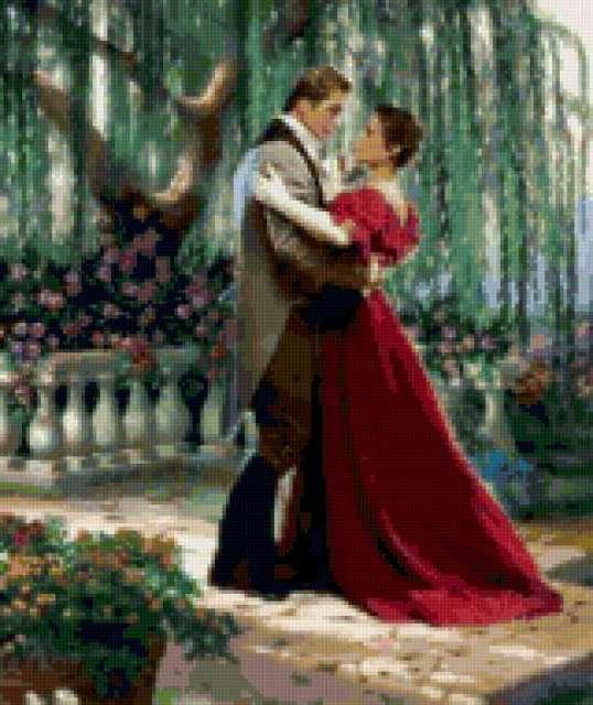 Вальс, танец, любовь