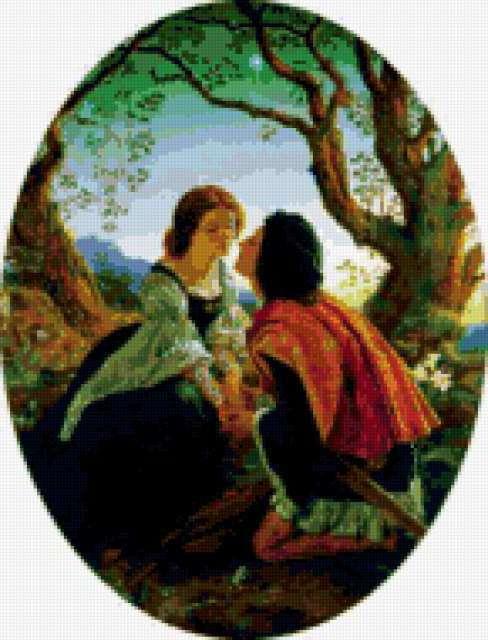-пьеса ромео и джульета: