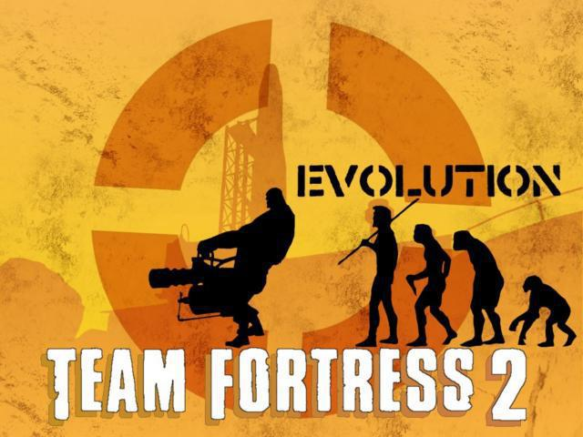Team Fortress 2, evolutions