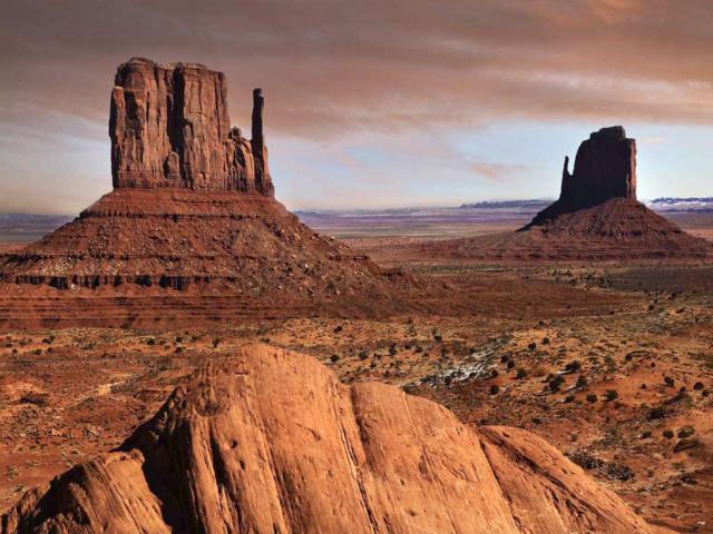 Пустыня, оригинал