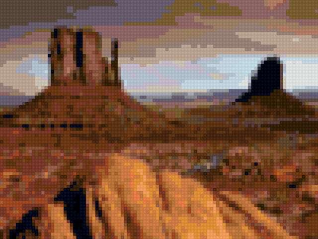 Пустыня, предпросмотр