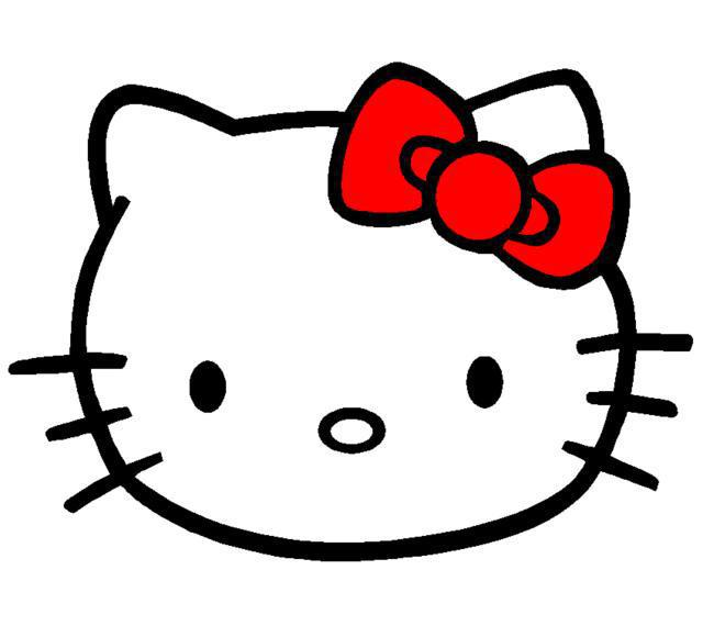 Hello kitty,