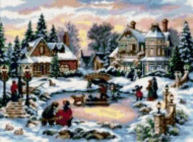 Зимние забавы, предпросмотр