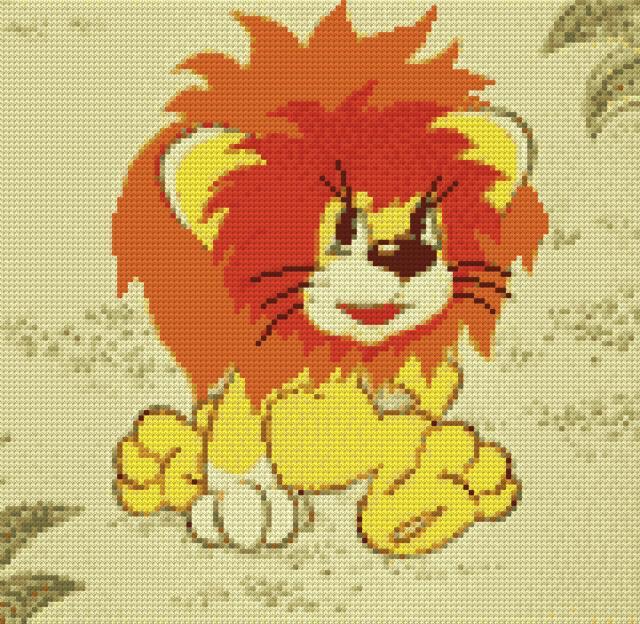 Львёнок, оригинал