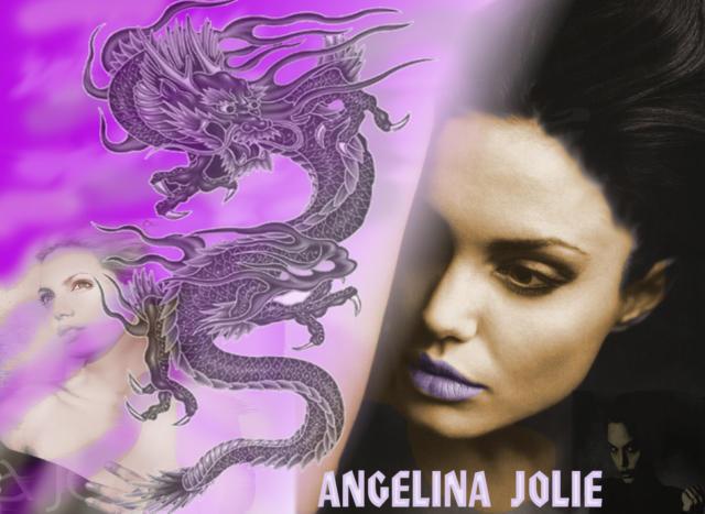 Angelina Jolie, оригинал